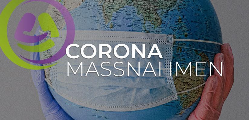 Corona Maßnahmen
