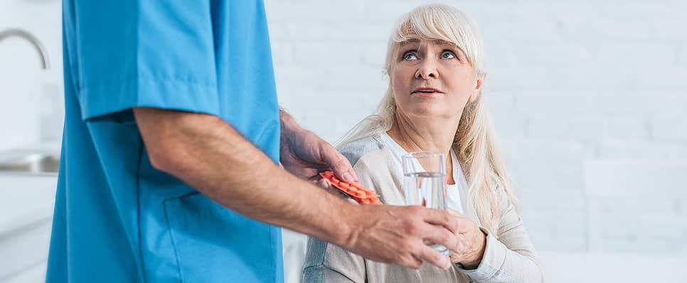 Hilfe in der Pflege vom Pflegedienst Nörvenich