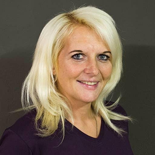 Leiterin Sonja Sanke