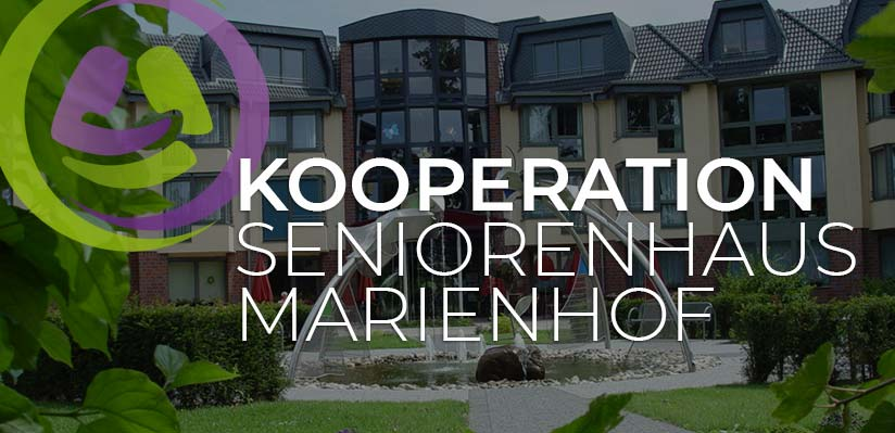 Kooperationspartner Seniorenhaus Marienhof
